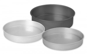 Pan Size Conversions for Cakes