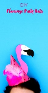 DIY_flamingo_party_hat_pinterest