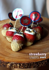 strawberrysmores