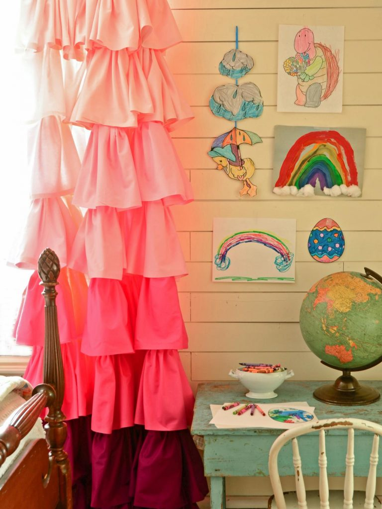 Curtain Ideas to Brighten your Home - Share Your Crafts