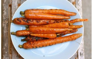 great grilled carrots