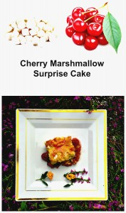 cherry marshmallow cake recipe