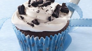 Betty Crocker cookies & cream cupcakes
