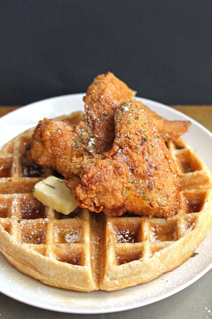 Chicken and Waffles Southern Recipes - Share Your Crafts