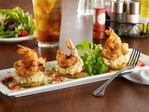 miss Shirley's shrimp and grits
